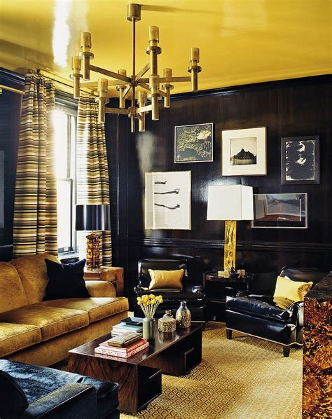gold living room ideas dgmagnets