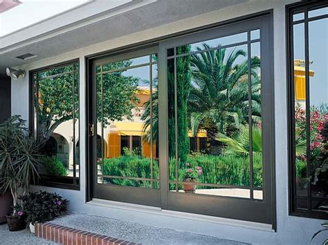 milgard patio door milgard doors orange county a new view anaheim