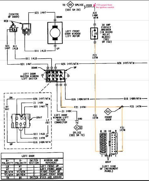 2000 Town And Country Wiring Diagrams Wiring Library