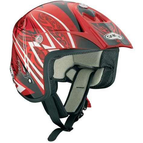 open motocross helmet spada edge motion mx trials motocross atv road open