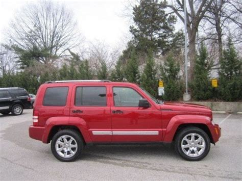 2008 Jeep Liberty Limited Edition Purchase Used 2008 Jeep Liberty Limited Edition In 1790 N