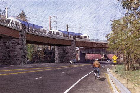 portland to milwaukie light rail dhm design
