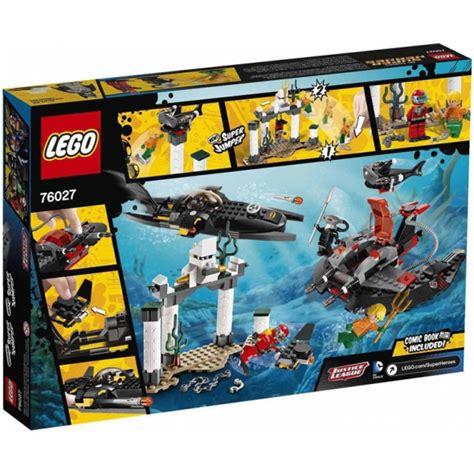 Sale Lego 76027 Heroes Black Manta Sea Strike lego heroes black manta sea strike 26 62 76027