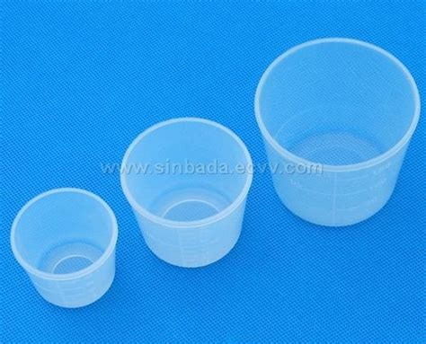 Cup Es 100 Ml Cup Plastik 100 Ml plastic measure cup 50ml 100ml 200ml purchasing souring
