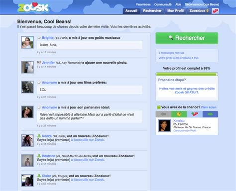 Zoosk Search Zoosk Driverlayer Search Engine