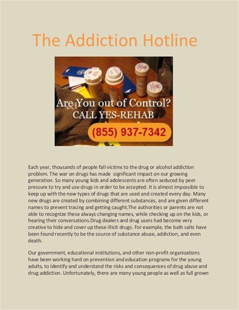Detox Hotline by Addiction Hotline Rehab