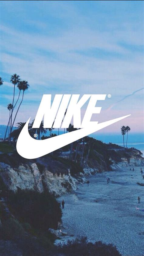 background beach logo love nike wallpaper lock