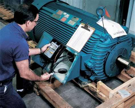 testing a electric motor testing electric motor windings