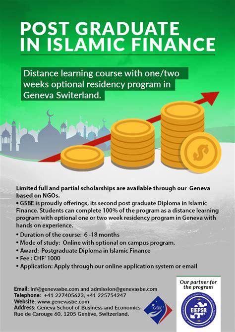 Mba Islamic Finance by Islamic Finance