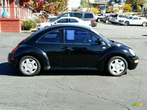 2000 volkswagen beetle trunk black 2000 volkswagen beetle gls coupe exterior photo