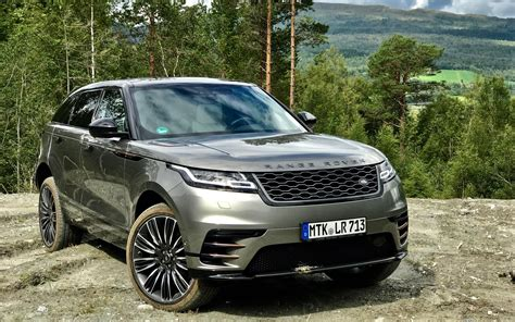 land rover velar 2018 range rover velar a distinguished roader the
