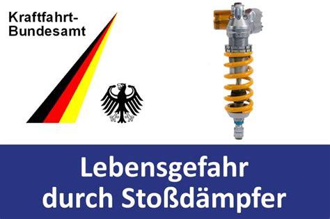 Sto D Mpfer Motorrad by Iam Net Eu Netzwerk F 252 R Kfz Unternehmer Und Die Freie