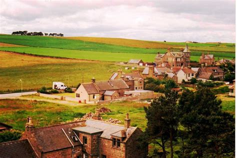 farming down hopeman way by geordie towns aged 81 2005 hopeman history