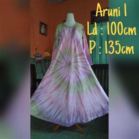 Gamis Batik Pelangi batik pekalongan gamis wanita motif pelangi batik