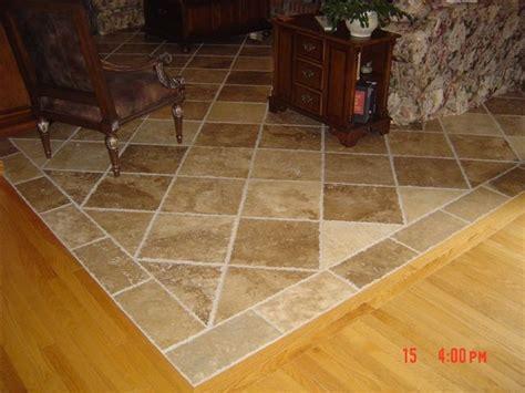 Natural Stone/Travertine Flooring