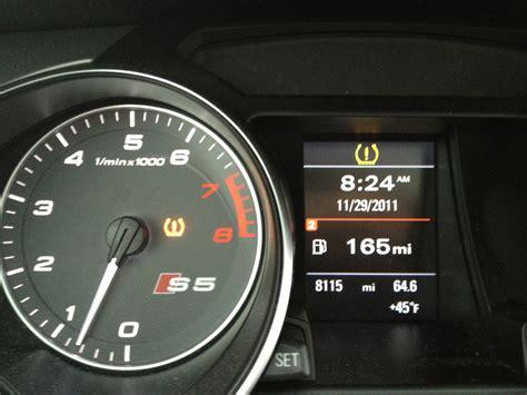 Audi Tire Pressure Audi Tire Pressure Symbol