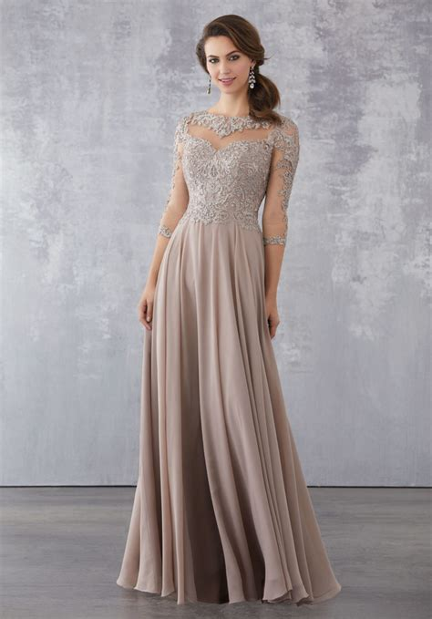 Special Dress chiffon special occasion dress with beaded lace appliqu 233 s