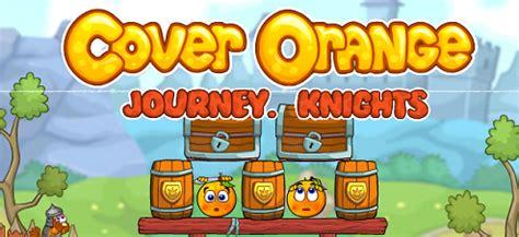decke orange cover orange journey knights walkthrough tips review