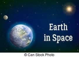 ilustraciones de vectores de sol tierra luna espacio gr 225 ficos vectoriales de tierra ventana planetas madre