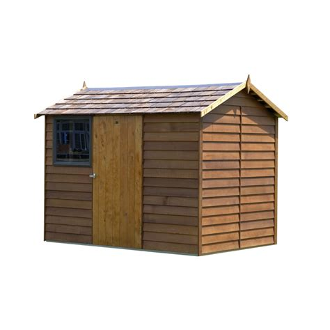 Wooden Roof Shingles For Sheds by Cedar Logan Shingle Roof Shed Bunnings Warehouse