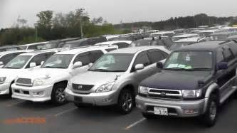 Used Cars For Sale In Japan Auction Japanese Used Car Auctions Explained Part A