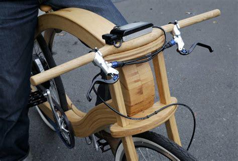 lada di wood prezzo la bici elettrica interamente in legno di frassino