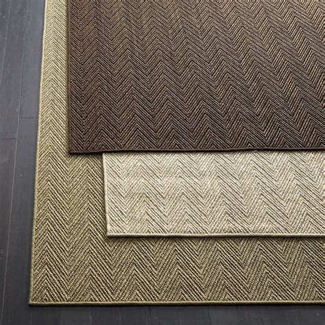 Island Honey Chevron Rug In Area Rugs Crate And Barrel Area Rugs Crate And Barrel