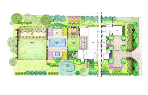 1 Acre Backyard Design by 1 Acre Landscape Design Beatiful Landscape