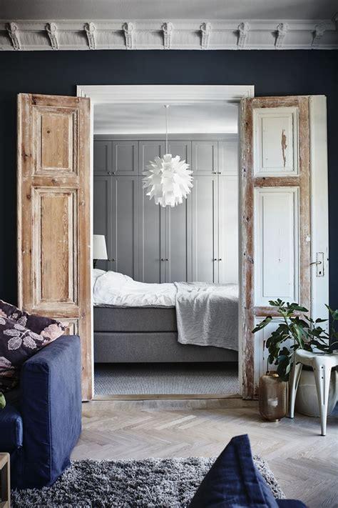 Interieur Blauw Grijs by Blauw En Grijs Voeren De Boventoon In Dit Interieur Roomed