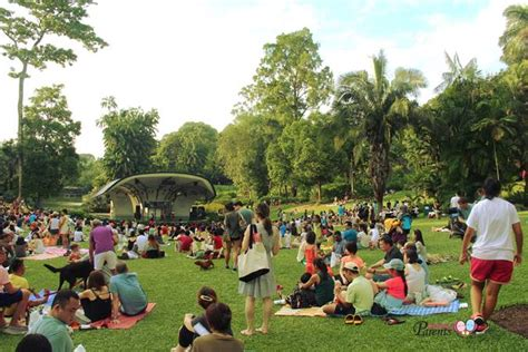 Concerts At Botanical Gardens Free Concerts At Singapore Botanical Gardens