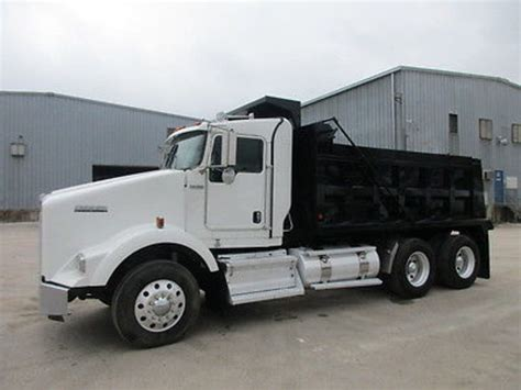 Kenworth Dump Trucks In Texas For Sale 168 Used Trucks