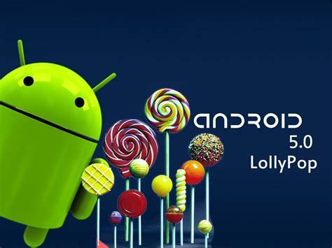 android lollipop version confirms lollipop as android 5 0 official name mobileareena