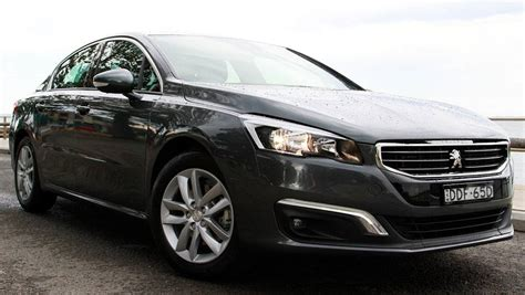 peugeot sedan peugeot 508 active sedan auto 2016 review road test