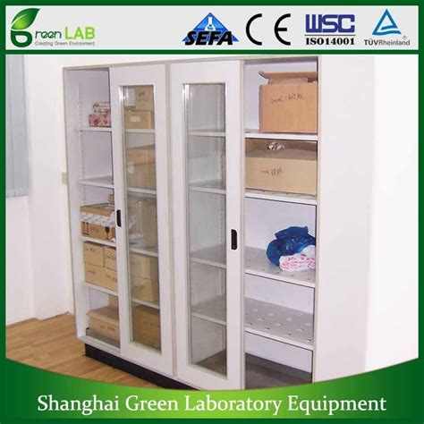 laboratory glassware storage cabinets greenlab reagent cabinet chemical storage cabinet medicine