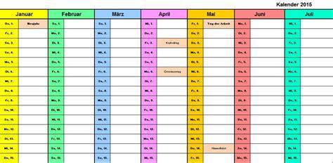 Vierteljahres Kalender 2016 Kostenlose Kalendervorlagen 2016 Office Lernen