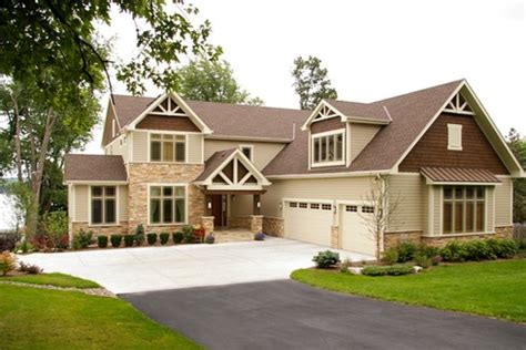 custom lake home pewaukee lake westridge builders