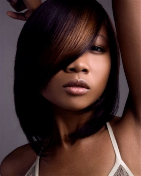 picture of shoulder length hair on african american women black hairstyles for medium length hair