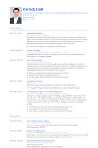 Lead Architect Sle Resume by Sle Resume Sle Of Security Architect Resume For Sle It Resume Resume Cv Cover Letter