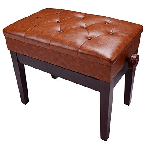where to buy piano bench piano bench adjustable height leather padded keyboard