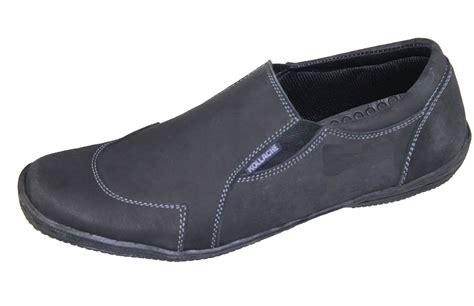 walking loafers mens slipon casual boat deck mocassin comfort walking