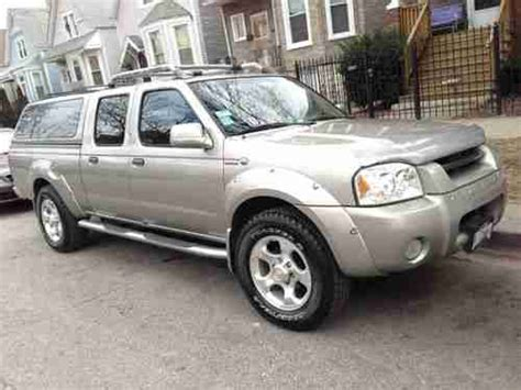 Nissan Frontier Supercharged by Buy Used 2002 Supercharged Nissan Frontier 4x4 Crew Cab