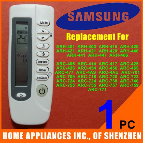 Remote Ac Type Yx1f Original buy wholesale samsung air conditioner parts from