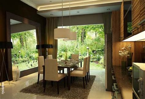 Open Dining Room by Home Dzine Home Decor Open Plan Dining Room Inspiration