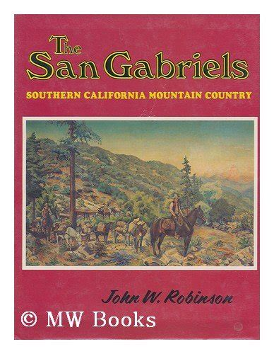the mountains of california books biography of author w robinson booking appearances