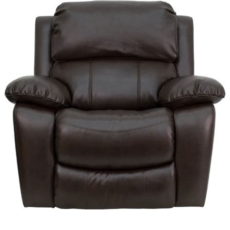 Oversized Rocker Recliner Leather Big Oversized Big Recliners For Big And Heavy