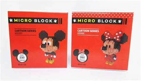 Nano Block Loz 9167 Minnie Mouse 33 best loz other lego images on lego