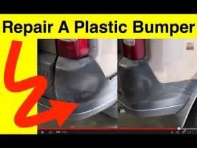 Car Cover Repair Patch How To Repair Plastic Bumper Covers Plastic Bumper