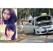 2 Young Female Passengers Killed In Tampines Crash
