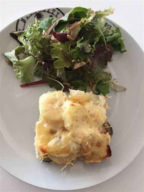 cuisine de courgettes gratin pomme de terre courgettes et saumon fum 233