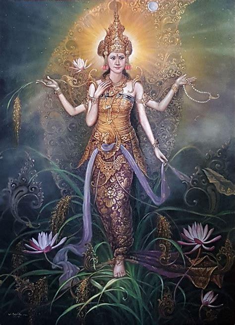 Dewi Sri lakshmi mes indes galantes hindouisme beaut 233